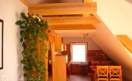 Ferienwohnung Dambeck Esszimmer