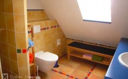 Ferienwohnung Dambeck Toilette