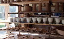 Töpferei Dambeck: fertig zum Glasieren