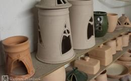 Töpferei Dambeck: Teelichttuerme