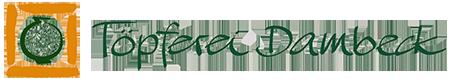 toepferei-dambeck.de Logo
