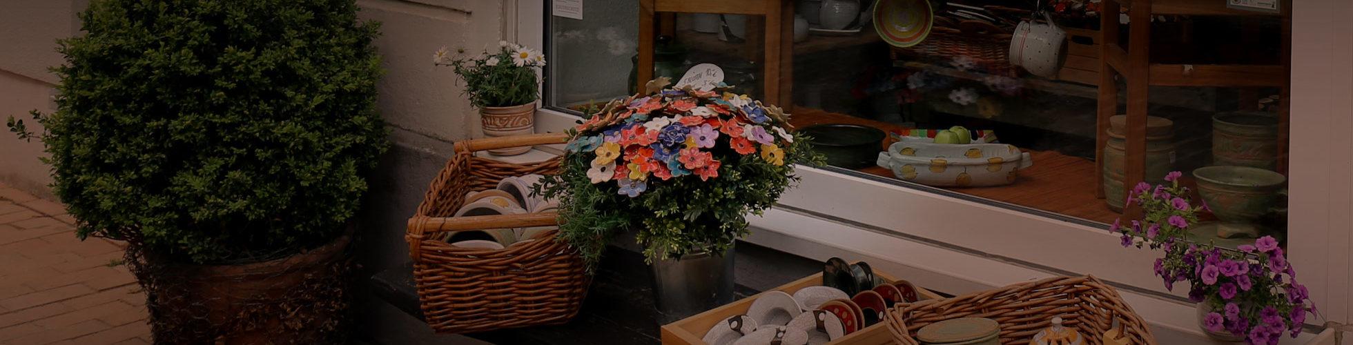 Der Keramikladen Tongrube in Schwerin